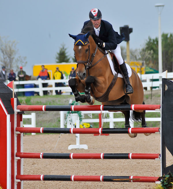 Ian Millar Is King Of Caledon Video