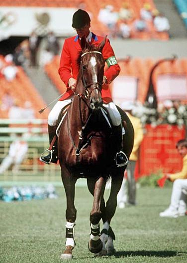 Ian Millar Awarded Equestrian Canada Gold Medal