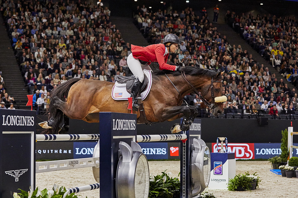 Beezie Madden & Breitling FEI World Cup Showjumping Finals