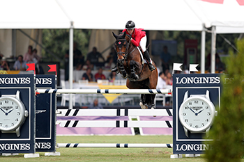 Nicole Walker Showjumping Longines FEI CSIO Mexico
