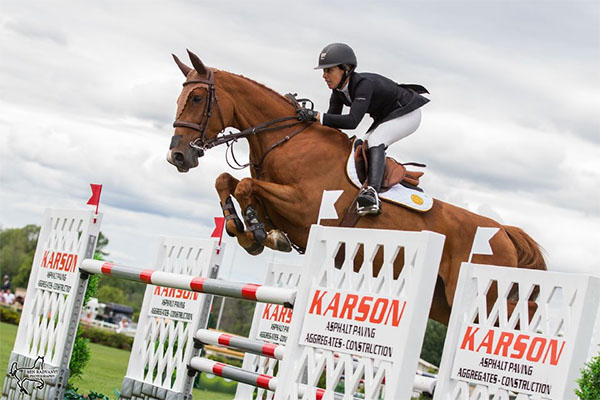 Ian Millar Captures 50 000 Brookstreet Grand Prix At