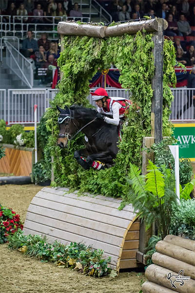 Selena O'Hanlon Canadian Eventing Royal Winter Fair Eventing Challenge